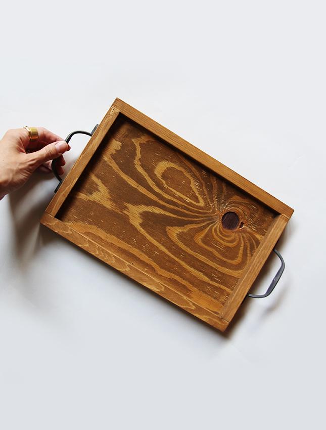 HARVEST ORIGINAL 木製トレイ